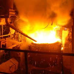 steel-making